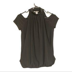 White House Black Market size XS shirt mock neck